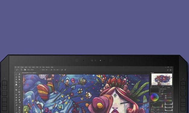 Nuovo HP Zook G4: progettato per proiettare la tua creatività verso nuovi traguardi
