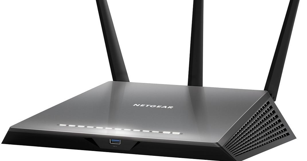 Nuovo modem router 4G LTE Netgear Nightawk