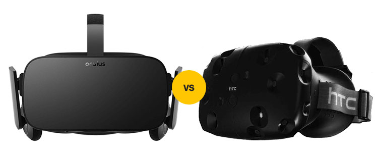 Oculus Rift o Htc Vive? Realtà virtuale a confronto su Wired