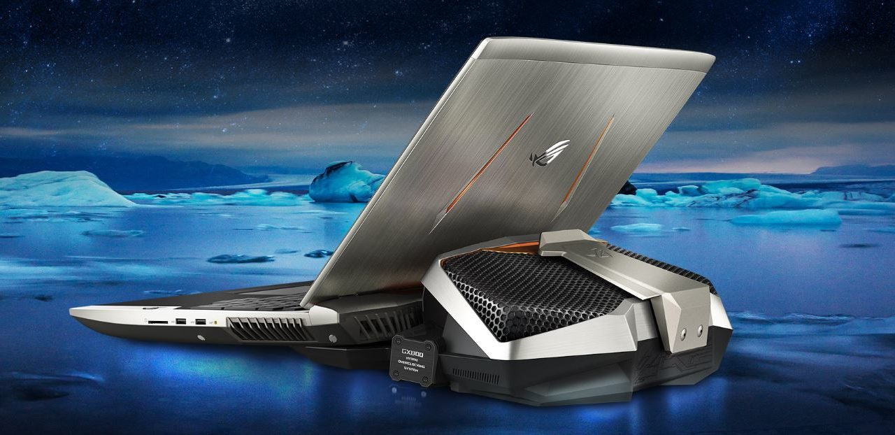 Asus annuncia il nuovo ROG GX800