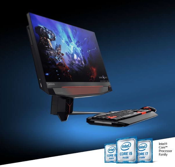 LENOVO IdeaCentre AIO Y910: un vero e proprio all-in-one gaming PC