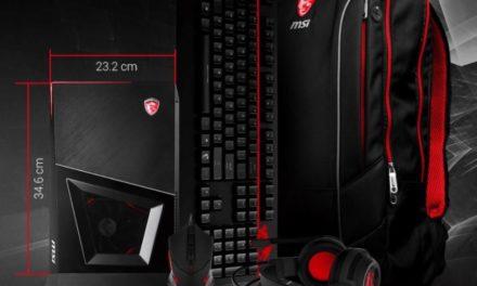 MSI annuncia Trident: il PC gaming VR-Ready più piccolo al mondo