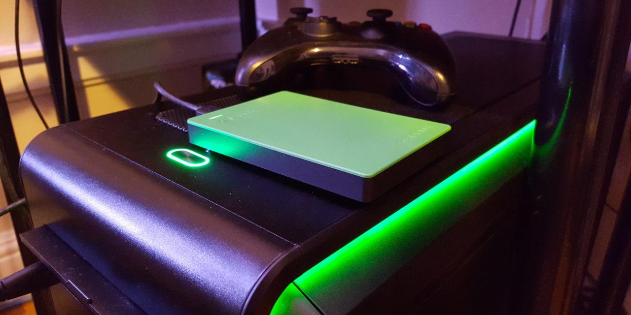 Seagate presenta Game Drive for Xbox SSD