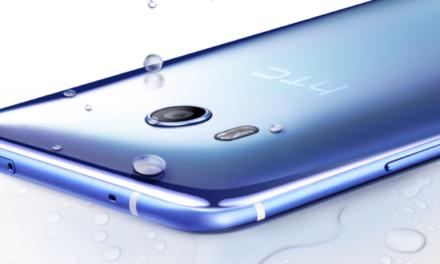 HTC svela il suo nuovo smartphone top di gamma: HTC U11