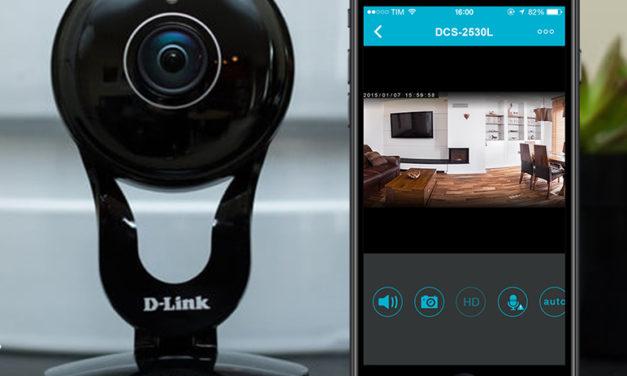 Videosorveglianza: D-LINK allarga lo sguardo