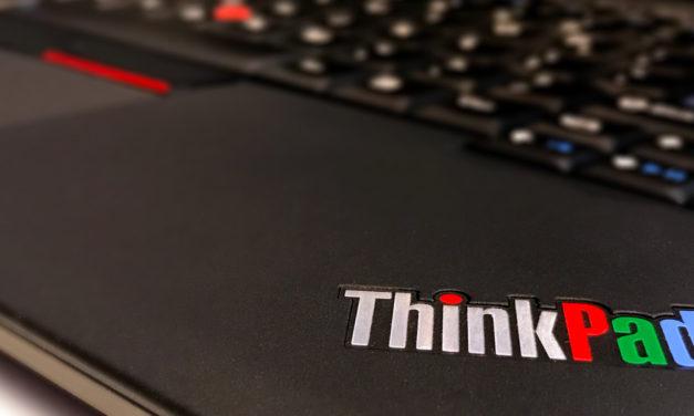ThinkPad: i 25 anni di un mito