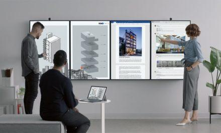 Microsoft presenta Surface Hub 2: Ideato per l'ufficio del futuro