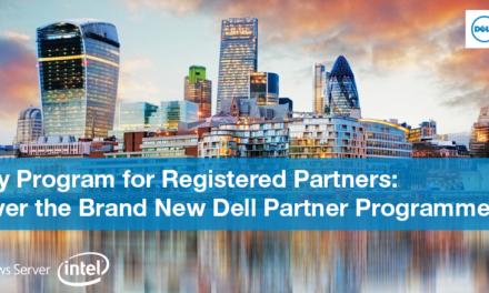 Con Dell EMC Loyalty Program: più acquisti, più guadagni!