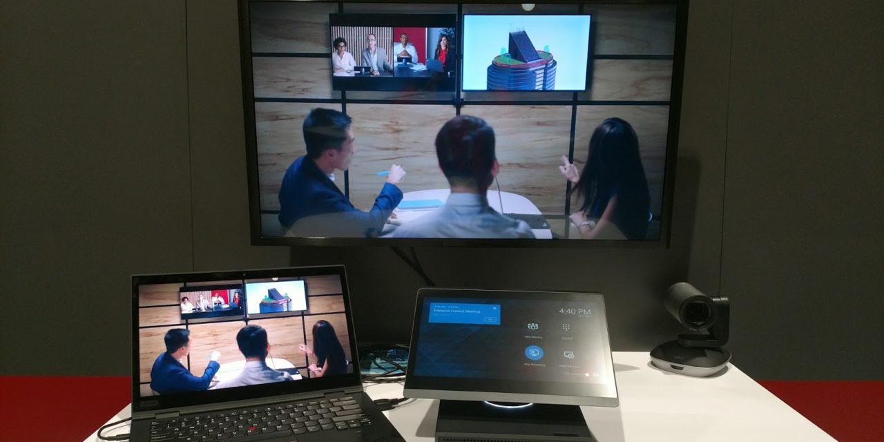 ThinkSmart HUB 500: Lenovo rende smart le riunioni