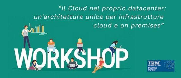 Trasformazione e innovazione con IBM Cloud