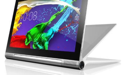 Video presentazione del nuovo Lenovo Yoga Tablet