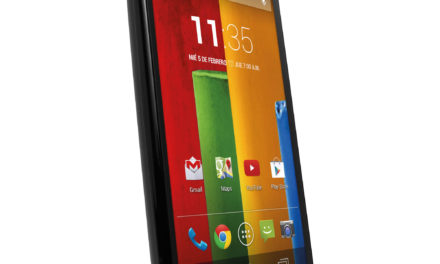 "Motorola Moto G – ""Windy Day"" in NYC"