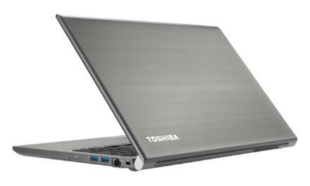 Toshiba Serie Z: resistenti, leggeri e dedicati agli utenti business