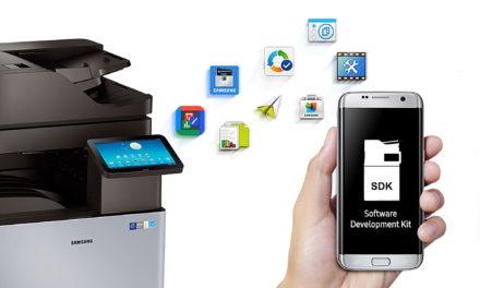 E' di Samsungprima stampante al mondo con sistema operativo Android