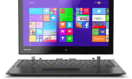 "Toshiba Portégé Z20t: premium 2-in-1 notebook e tablet da 12,5"" per il business"