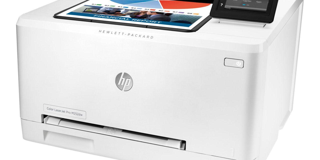Novità – HP Color LaserJet Pro M252n