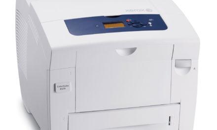 Xerox ColorQube – La bellezza dei colori