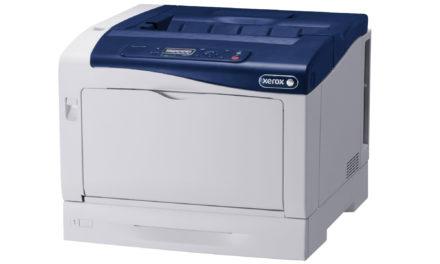 Stampante A3 a colori Xerox Phaser 7100: colore ad alto impatto sulla tua scrivania