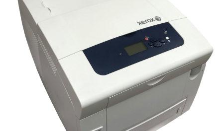 Xerox ColorQube 8580 Printer & Xerox ColorQube 8880 Printer