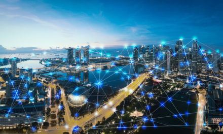 Il drone che veglia sulla Smart City
