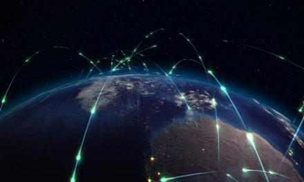 La rete creata dal nulla