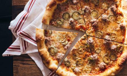 Tecnologia da Smart City in… pizzeria
