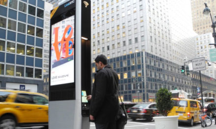 Addio al telefono pubblico: New York diventa Smart
