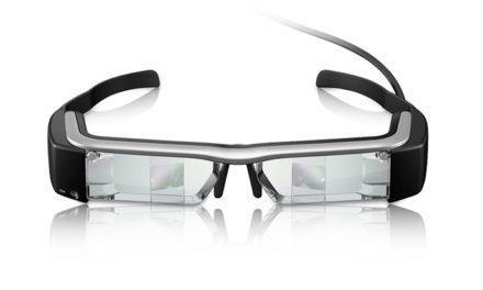 Moverio BT-300: smartglass fatti di usabilità