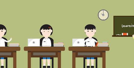 Nella scuola che funziona, la classe è fatta così