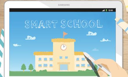 Samsung: la smart school è anche un gioco