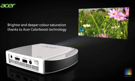 Il videoproiettore smart secondo Acer