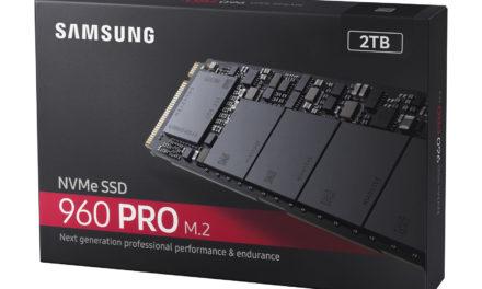 Samsung annuncia i nuovi SSD 960 PRO ed EVO