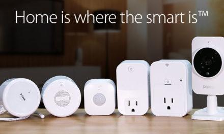 La casa intelligente secondo D-LINK