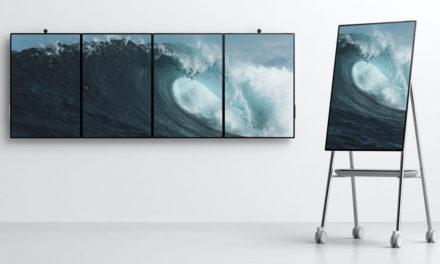 Surface Hub: creatività all'ennesima potenza