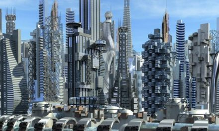 Futura City: concretamente visionaria