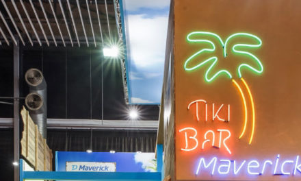 Maverick Tiki Bar tour all'ultimo ISE 2017