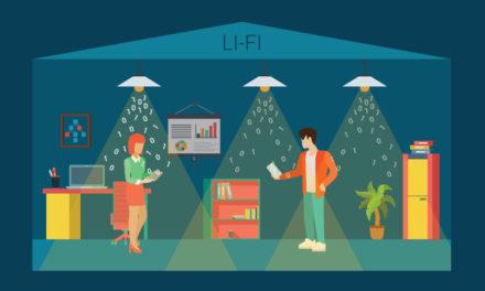 Basta accendere una lampadina per connettersi a Internet