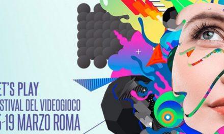 Let's Play: a Roma la nuova fiera dei Videogames