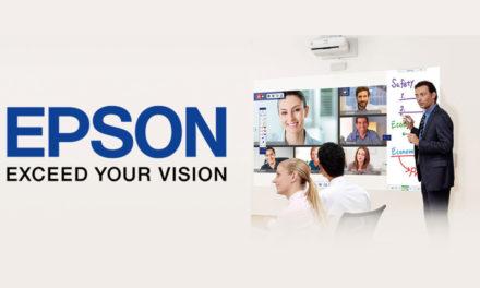 EPSON aumenta l'intelligenza dei meeting