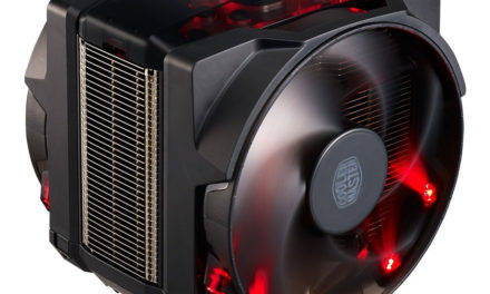 Cooler Master: il freddo fa bene al PC