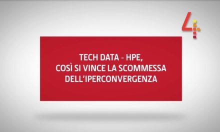 Tech Data e HPE: così si vince la scommessa dell'iperconvergenza