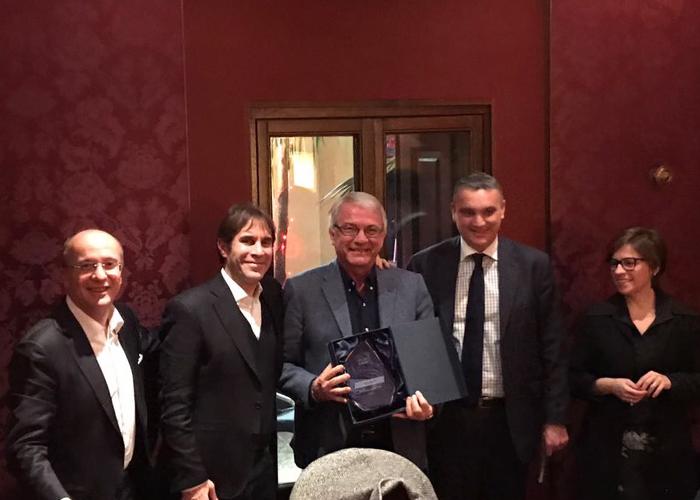 Tech Data Italia è stata nominata Cisco Distributor of the Year 2017