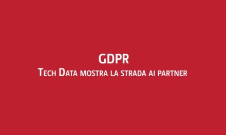 GDPR: Tech Data mostra la strada ai Partner #noicheilGDPR
