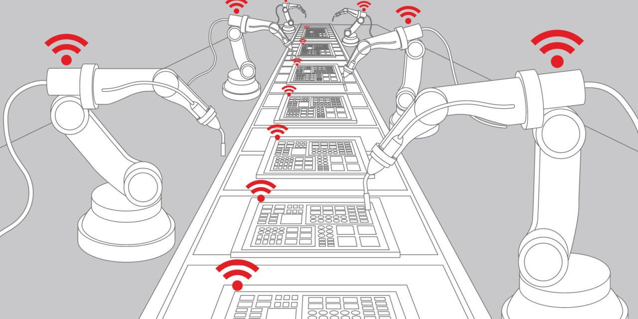 Fornire opportunità di business per progetti di produzione intelligente Industry 4.0 edge-to-enterprise