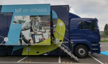 IoT on Wheels: il tour per imparare a sfruttare le possibilità dell'IoT in ogni settore