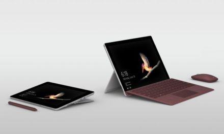 Microsoft presenta Surface Go