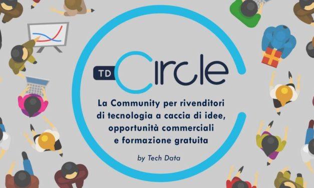 Tech Data Italia lancia la community TDcircle