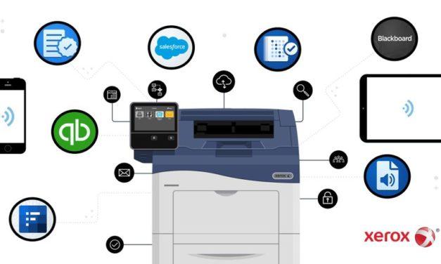Tecnologia Xerox ConnectKey: Stampa facile e sicura nell'era del GDPR