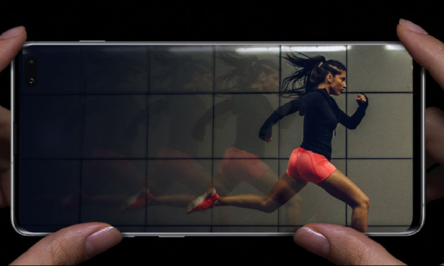 Samsung Galaxy S10. Una nuova generazione di Galaxy è arrivata.