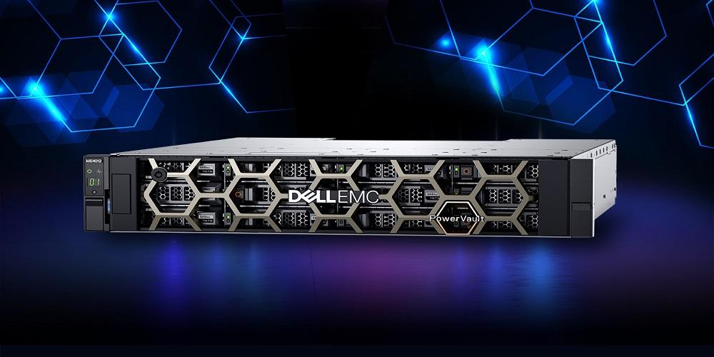 Dell EMC PowerVault ME4: più piccolo, ma più grande